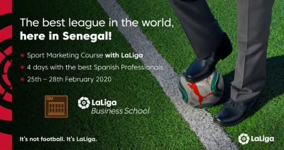 Sport Marketing Course – MoU Between LaLiga Business School and Group ISM