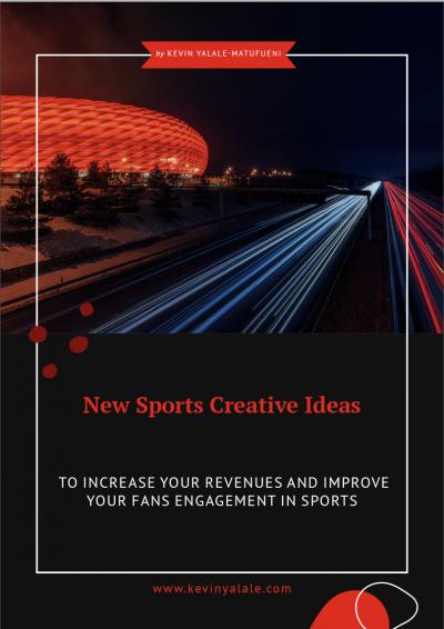 New Sports Creative Ideas